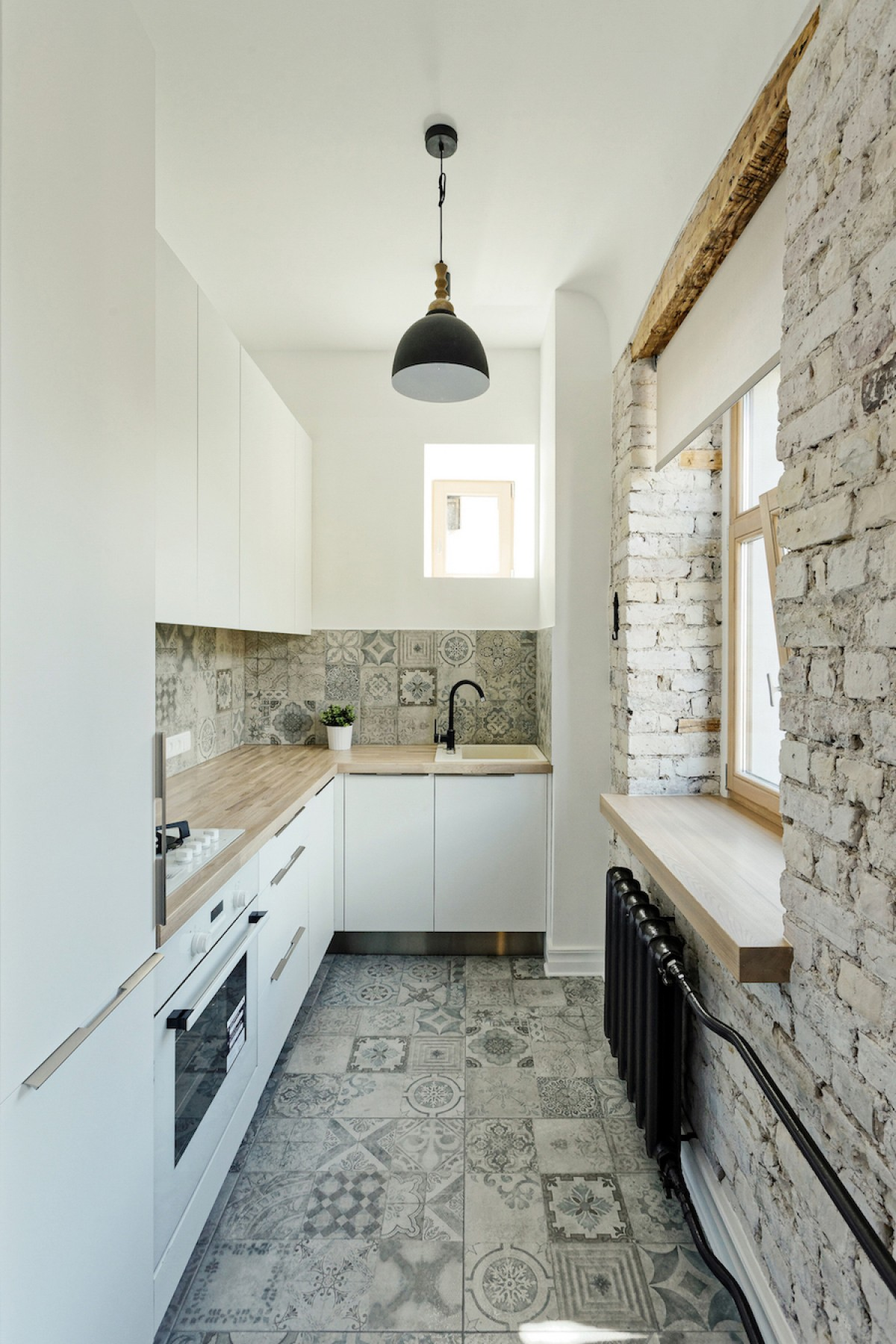 Iebūvētas virtuves mēbeles